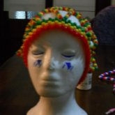 Rasta Beanie For Loveless