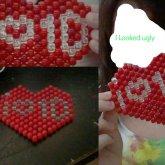 I Love 1D Heart