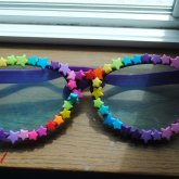 Giant Kandi Glasses