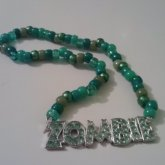 Zombie Necklace(tradeable)