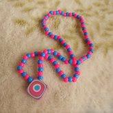 Eraser Necklace