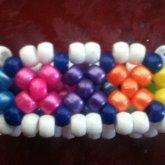Rainbow X Base Cuff