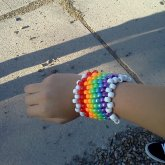 Tis Was The First Cuff I Ever Made . :3 Finally Found A Photo!!