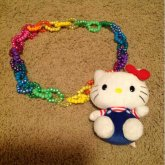 Hello Kitty Chain/Link Belt