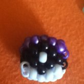Shiny Purple Pokeball