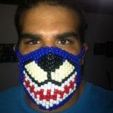 Blue Bear Mask