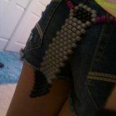 My Eeyore Tail/belt