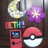 Fun With Fuse Beads :P
