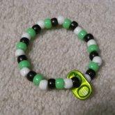 Green Monster Tab Single
