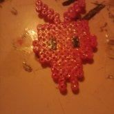 Cute Pink Robot