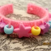 Fairy Kei Style Kandi Bangle