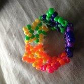 Spiral Star Cuff