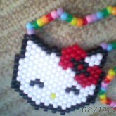 Small Hello Kitty Necklace