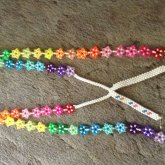 Rainbow Star Suspenders 2