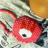 Kawaii Bloody Bear Mask! (^0^)/