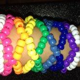 X Base Rainbow Cuff