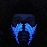 Sub-Zero Mask V2 Blacklit