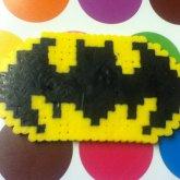 Batman Perler Magnet For My Friend's Locker