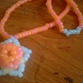 Mini Kandi Star Necklace