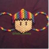 Kandi Shroom Mask