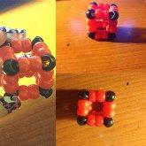 3D Kandi Cube