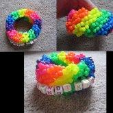 Neon Rainbow 3d