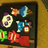 My Perler Bead Creations