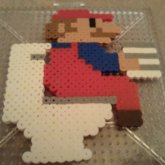 Mario On The Toilet.