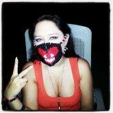 Deadmau5 Surgical Kandi Mask