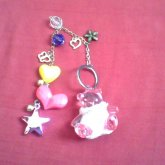 KeyChain And Teddy Bear