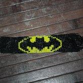 Batman Bracelet (loom)