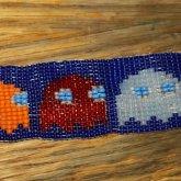 Pacman Bracelet (loom)