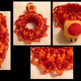 Mega Mushroom Cuff <3