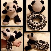 Panda Cuff <3