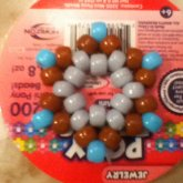 Kandi 6 Pointed Star