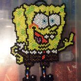 Spongebob Giving The Middle Finger