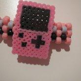 Pink GameBoy Cuff