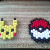 Pokeball And Pikachu