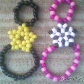 Kandi Star Bracelet Rings