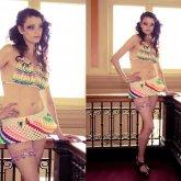 Rainbow Kandi Outfit