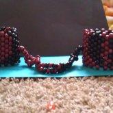 Kandi  Broken Heart Handcuffs!