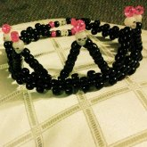 Kandi Crown Alk Black Everything