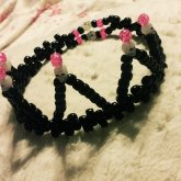Kandi Crown All Black Everything