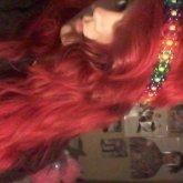 Glitter Rainbow Flower Crown