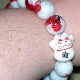 Lucky Cat Bracelet