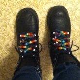 Kandi Kombat Boots:3