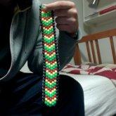 New Rasta Tie