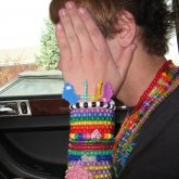 Nooo Pics Please- ONLY OF MY KANDI