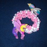 My Little Pony Canterlot Princess 3d Cuff