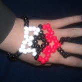 Pokeball Star Hand Cuff